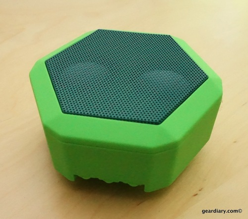 Boombot REX Bluetooth Speaker Review - It's Small and Stands Out From the Pack
