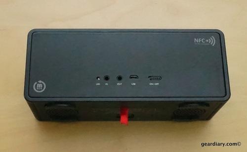 Gear Diary DBoom Bluetooth Speaker 57