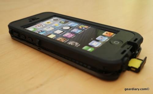 Gear Diary Lifeproof nuud iPhone 5 30
