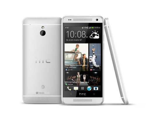GearDiary The HTC One Mini Makes Its (Diminutive) Appearance