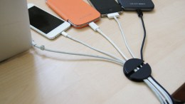 GearDiary Hungry for Qooqi?  The Cable Organization Solution