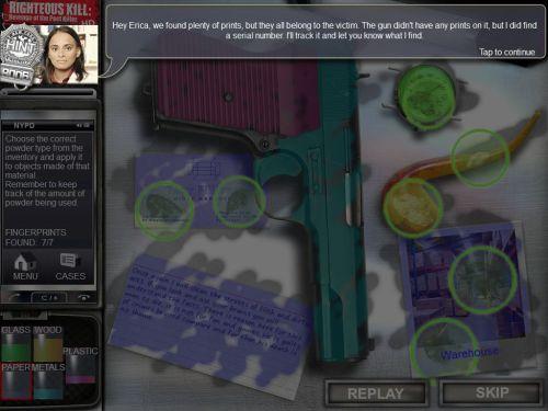 Righteous Kill 2 HD for iPad