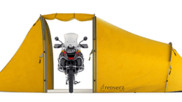 Redverz Gear's Series II Expedition Tent Includes a Garage