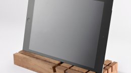 TOBAGO PEAR - desk organizer & tablet stand