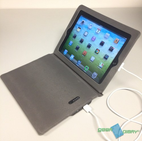 Justin Case Rechargeable iPad Battery Case Review