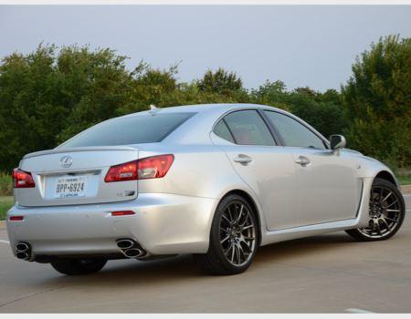Lexus IS F is Fun, Fast, Fierce  Lexus IS F is Fun, Fast, Fierce  Lexus IS F is Fun, Fast, Fierce  Lexus IS F is Fun, Fast, Fierce