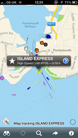 Keep a (Free) Sharp Lookout for Boats with PocketMariner's Boat Watch iOS App
