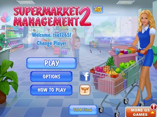 Supermarket Management 2 for the iPad Brings More Time Management Fun!