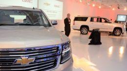 SUVs GMC Chevrolet Cars