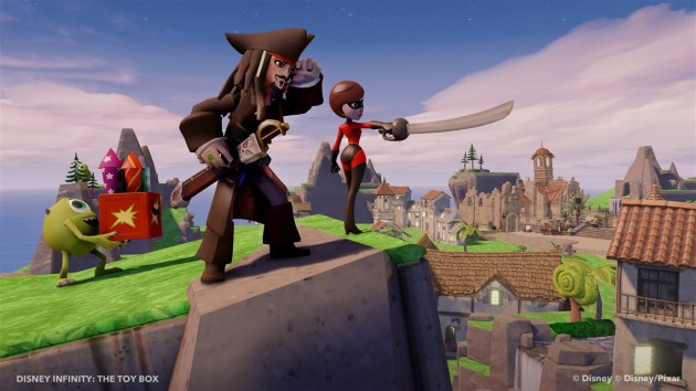 Disney Infinity Review on PlayStation 3 - Imaginative and Addictive Fun