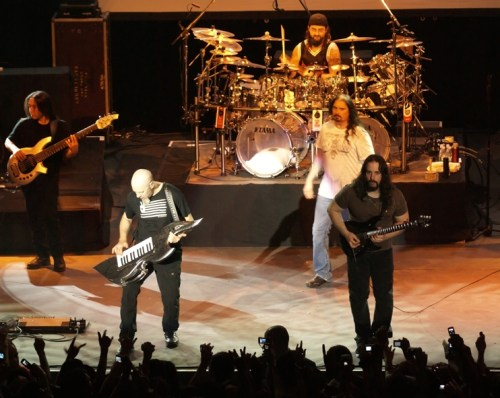 Dream Theater Readies Self-titled Album for Release