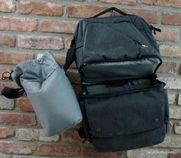 Case Logic Reflexion DSLR and iPad Backpack Review