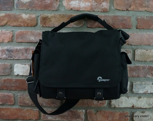 Lowepro Urban Reporter 150- Tablet-Loving Photographers Rejoice!