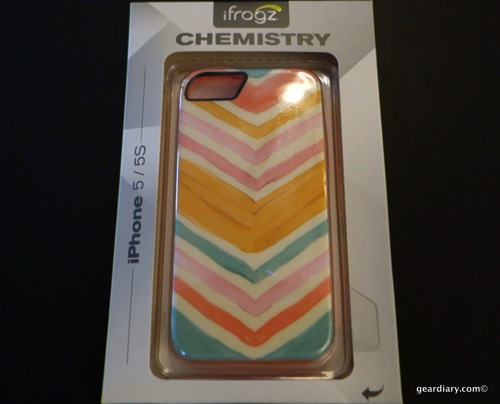 iFrogz Chemistry Chic Chevron for Apple iPhone 5/5s Review