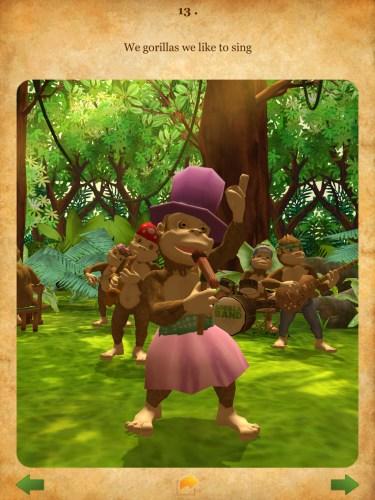 Gorilla Band 6a