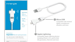 The MagiCable Duo with Lightning Connector - a First World Problem Solved