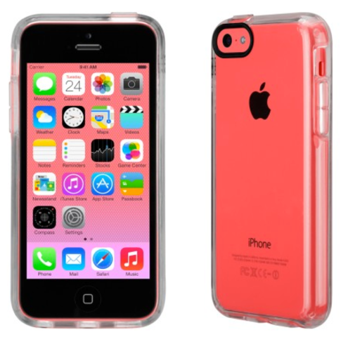 GemShell for iPhone 5C Offers Protection That Won't Hide Your Phone