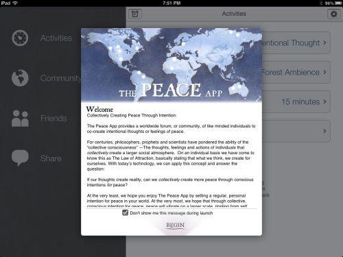 The Peace App 2