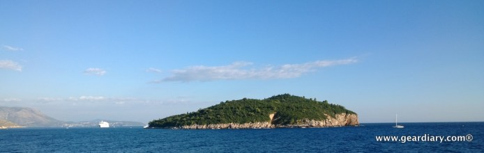 The Island of Lokrum; scenes from Qarth are filmed here