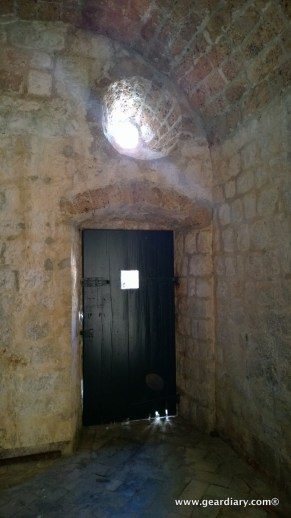 Inside the Red Keep, Fort Lovrjenac