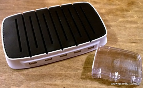 Griffin PowerDock 5 Review - an Efficient Charging Station + Storage for Five Devices