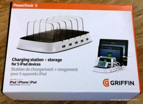 Griffin PowerDock 5