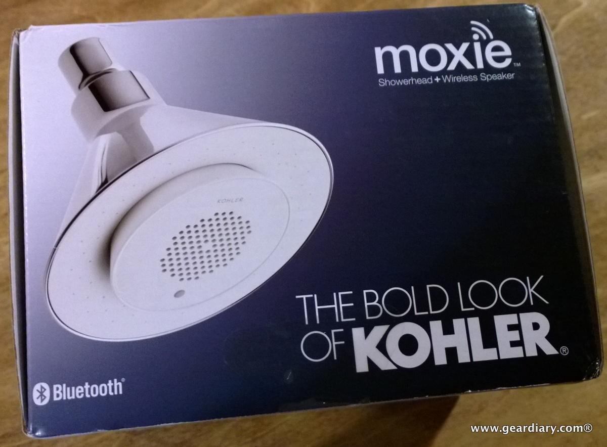 Kohler Moxie Showerhead + Wireless Speaker Review - Stream Music ...