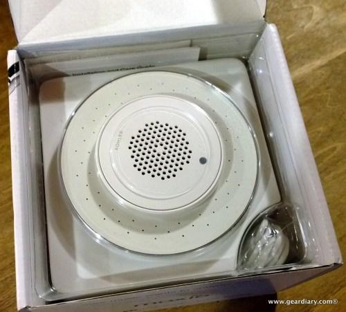 Kohler Moxie Showerhead + Wireless Speaker Review - Stream Music & News While You Shower  Kohler Moxie Showerhead + Wireless Speaker Review - Stream Music & News While You Shower