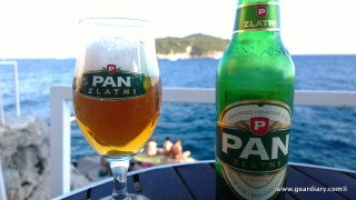 One of the local pivos (beers)