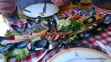 Seafood is everywhere ... and it is amazing!