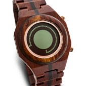 Time Gets Some Style With Tokyoflash's Kisai Maru Wood