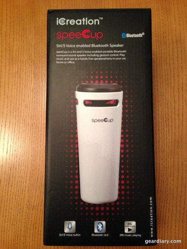 SpeeCup Review - Bluetooth Speaker Takes the Shape of a Travel Mug  SpeeCup Review - Bluetooth Speaker Takes the Shape of a Travel Mug