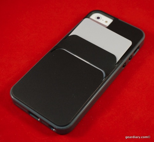 STM Catch for the iPhone 5/5S - an iPhone Case That Can Replace Your Wallet