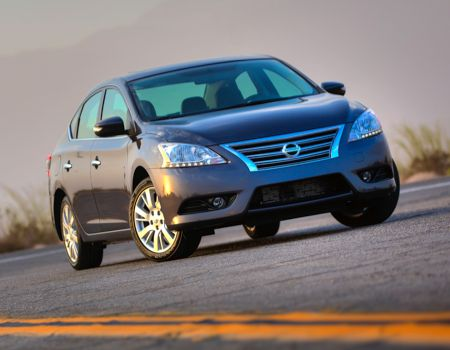 2013 Nissan Sentra Is a 'Great Little Car'