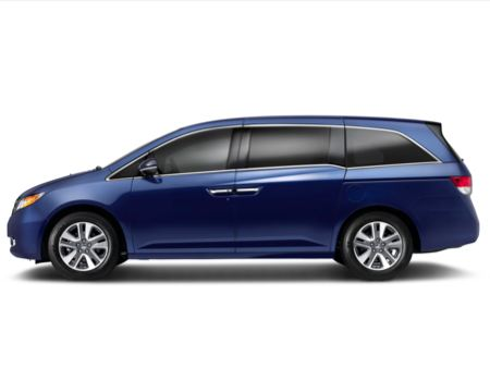 GearDiary 2014 Honda Odyssey Minivan Sucks in a Really Good Way