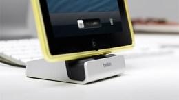 GearDiary Belkin's New Express Dock May Be Your iPad's Best Friend