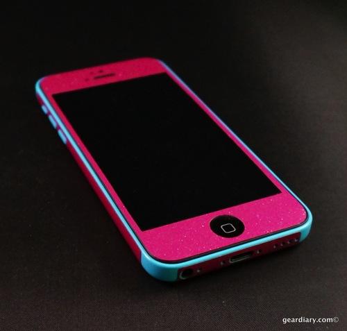 Gear Diary Slickwraps iPhone 5C 48