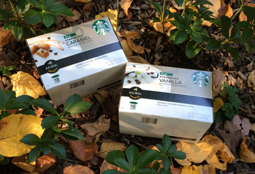 Time to Grab Your Kindle, a Blanket and a Steaming Mug of Starbuck's New Caramel Coffee