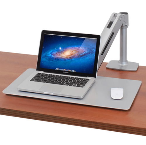 Use an Apple Computer? Ergotron Wants You to Work in a Whole New Way