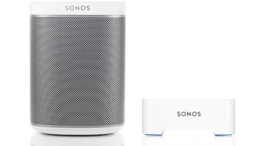 What's Small but Ready to Rock Your House? SONOS Introduces the PLAY:1