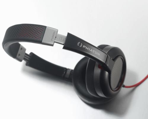 Phiaton Fusion MS 430 Wired Headphones  Phiaton Fusion MS 430 Wired Headphones  Phiaton Fusion MS 430 Wired Headphones
