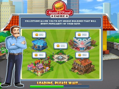 Stand O' Food Empire Brings Freemium Time Management Fun to iPad!