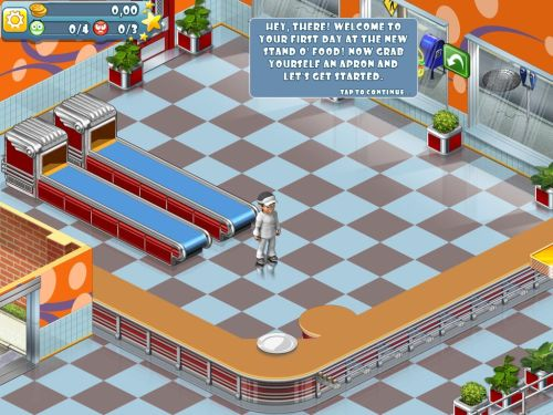 Stand O' Food Empire Brings Freemium Time Management Fun to iPad!  Stand O' Food Empire Brings Freemium Time Management Fun to iPad!  Stand O' Food Empire Brings Freemium Time Management Fun to iPad!