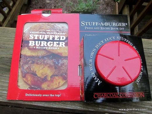 Stuff-a-Burger Lets You, Well ... Stuff a Burger!