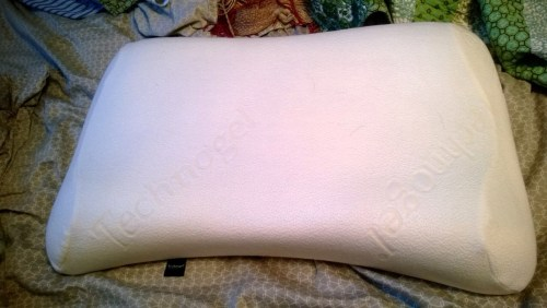 Technogel Contour Pillow Review - the End of the Triple Pillow Alliance!