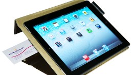 Best Case Scenario case for iPad 4 Review – Great for Business Card Management