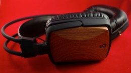 Griffin WoodTones Headphones - Real Wood and Really Good
