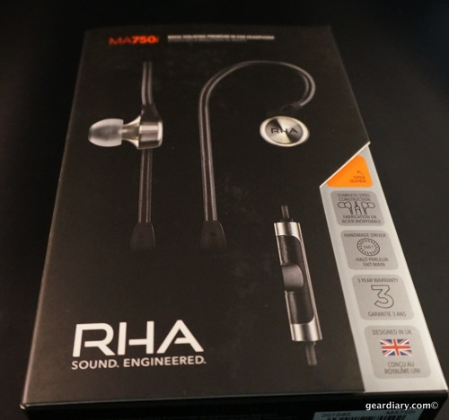 Gear Diary RHA MA750i Headphones 19
