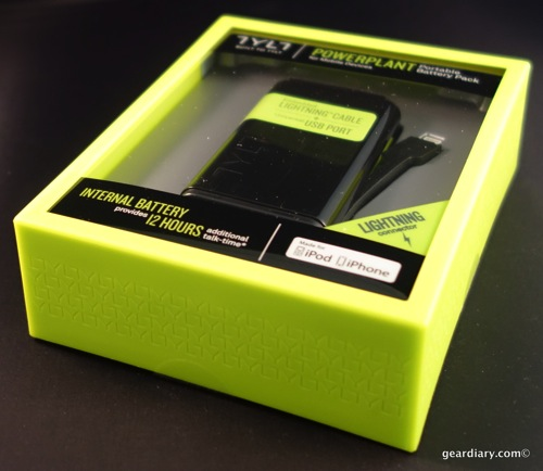 TYLT POWERPLANT Universal Battery Pack Lets Lightning Strike... Twice