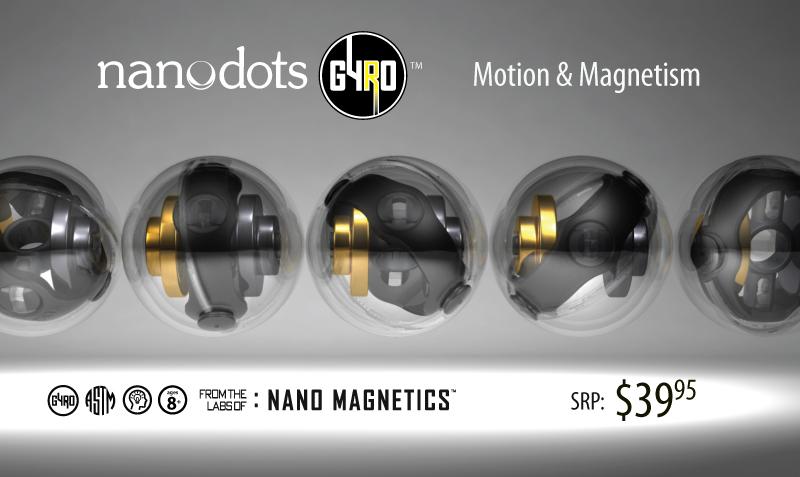 New Nanodots GYRO